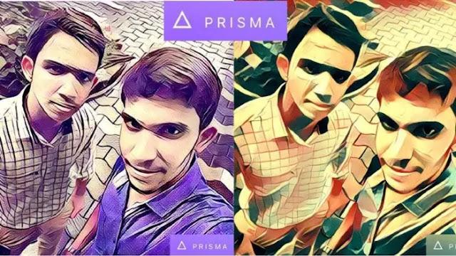 Aplikasi Edit Foto Terbaik - Prisma Photo Editor