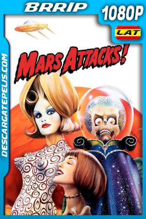 Marcianos Al Ataque (1996) 1080P BRRIP Latino – Ingles