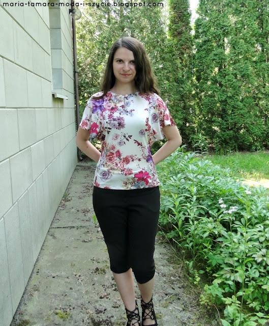 letnia bluzka