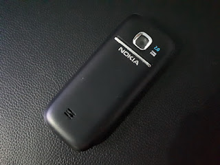 Casing Hape Nokia 2730c 2730 Classic New Fullset Keypad Tulang