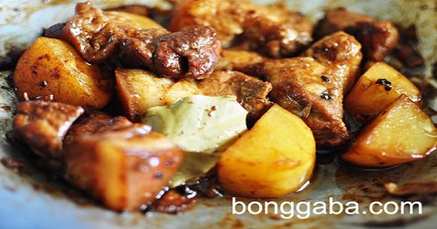 Adobo recipe pork