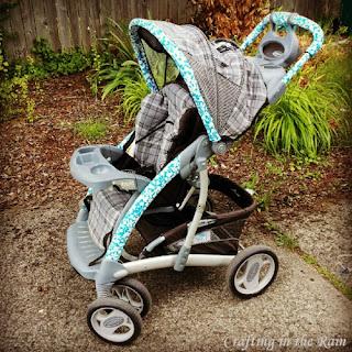 identify your stroller at Disneyland