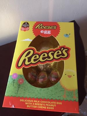 Reese's Easter Egg