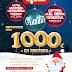 SORTEO 1000€ en premios comprando en el CENTRO COMERCIAL AROUSA | 13dic-5ene