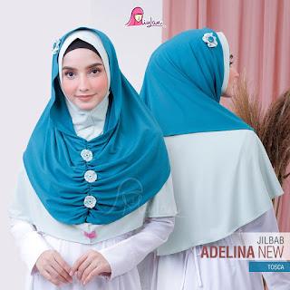 Jilbab Moderen Instan Adelina New tosca