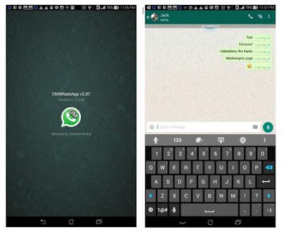 Om Whatsapp v3.0.10 MOD