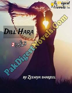 Dil Hara Episode 2 By Zeenia Sherjeel