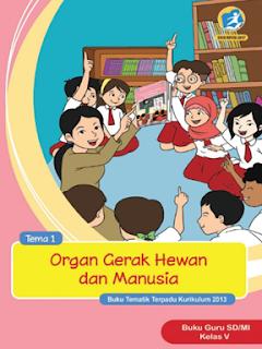 Buku Siswa Kelas 5 Tema 1 Revisi 2017