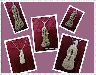 free crochet pattern for pendant