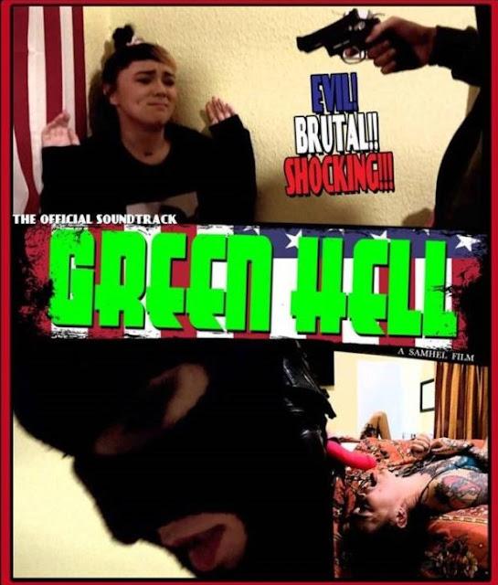 'Green Hell': Tráiler de la brutal película porno de terror producida por Gross Video