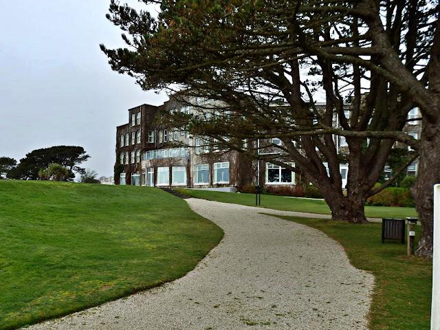 Carlyon Hotel, Carlyon Bay, Cornwall