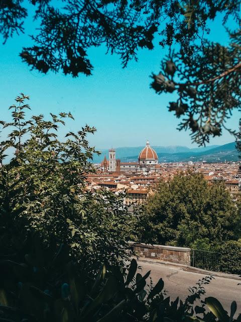 Piazzale Michelangelo,florencja, firenze, florence, italy, włochy