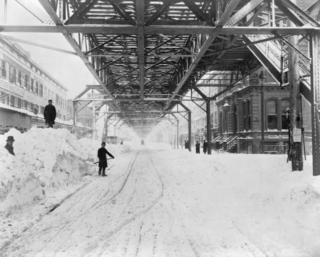 How Does Blizzard Of 2013 Compare To Blizzard of 1978? « CBS 1978 blizzard satellite images