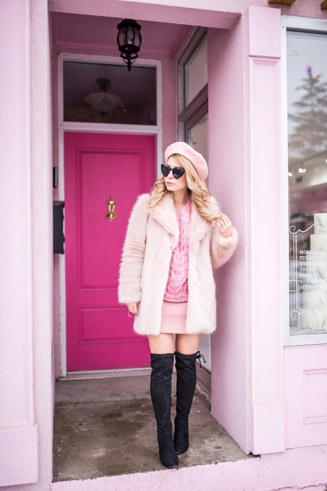 pink door mississauga