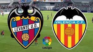 نتيجة مباراة فالنسيا وليفانتي اليوم بتاريخ 12-06-2020 في الدوري الاسباني