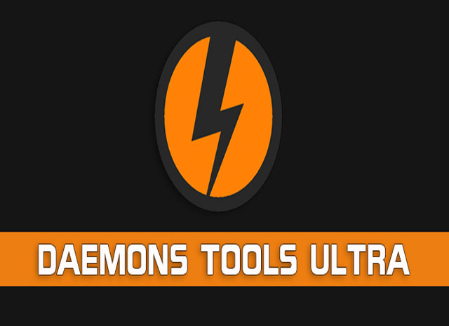 DAEMONS TOOLS ULTRA -
