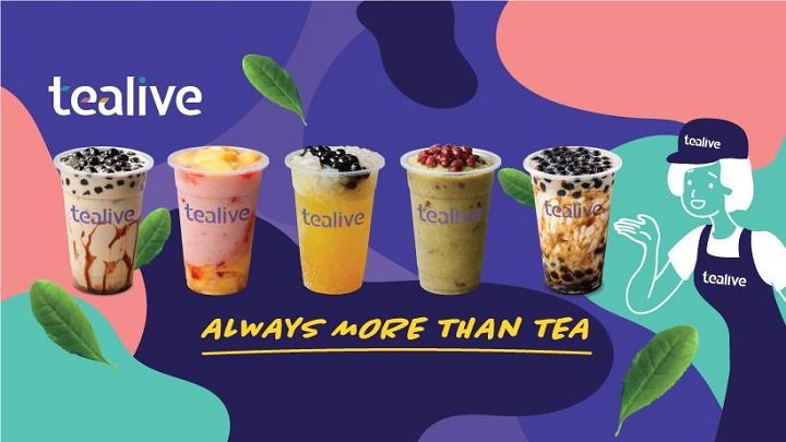 Tealive: Always More Than Tea