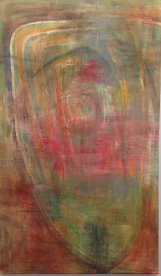 Katie Hill | Cocoon | 35.5x60 | $800