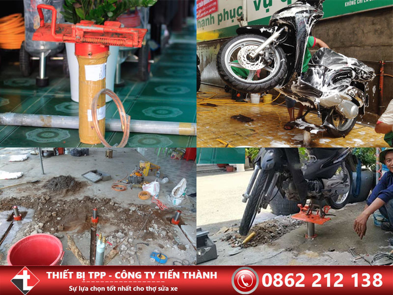 trụ nâng xe máy, trụ nâng rửa xe máy, trụ nâng xe gắn máy, trụ nâng rửa xe gắn máy, trụ nâng rửa xe