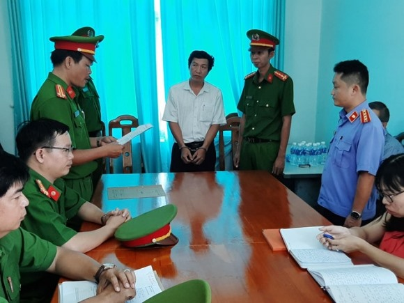 Khởi tố, bắt giam Phó Chủ tịch UBND TP.Phan Thiết