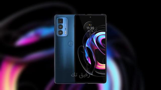 تحميل خلفيات Motorola Edge 20 (Pro) الأصلية بجودة عالية الدقة