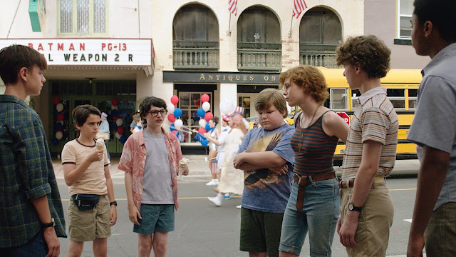 Jaeden Lieberher Finn Wolfhard Jeremy Ray Taylor Wyatt Oleff Jack Dylan Grazer Chosen Jacobs Sophia Lillis Andy Muschietti | Stephen King's It Chapter One