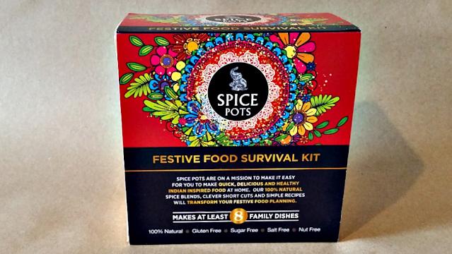 Spice Pots kit