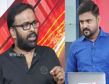 Kamal & Sasikala News News 7 Tamil