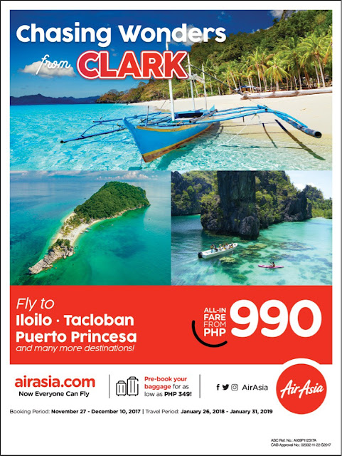 AirAsia adds more domestic flights to/from Clark Airport