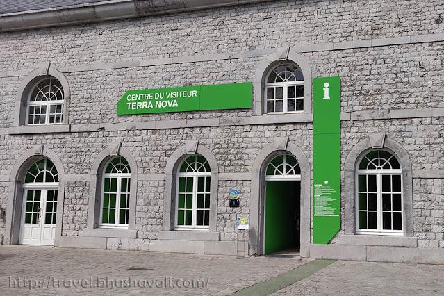 Citadel of Namur Terra Nova Visitors Centre