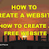 How to create a website | How to make a Free Website or Blog [Easy way]