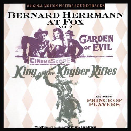 back to bernard herrmann: KING OF KHYBER RIFLES   1953