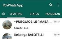 Cara Mengunci Whatsapp Tanpa Aplikasi