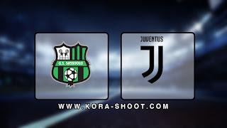 مشاهدة مباراة يوفنتوس وساسولو بث مباشر 01-12-2019 الدوري الايطالي