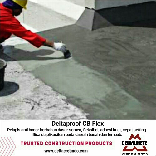 Waterproofing Deltaproof CB Flex