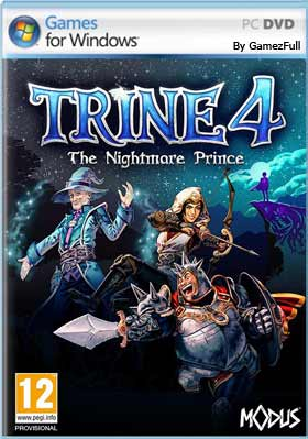 Trine 4 The Nightmare Prince PC [Full] Español [MEGA]
