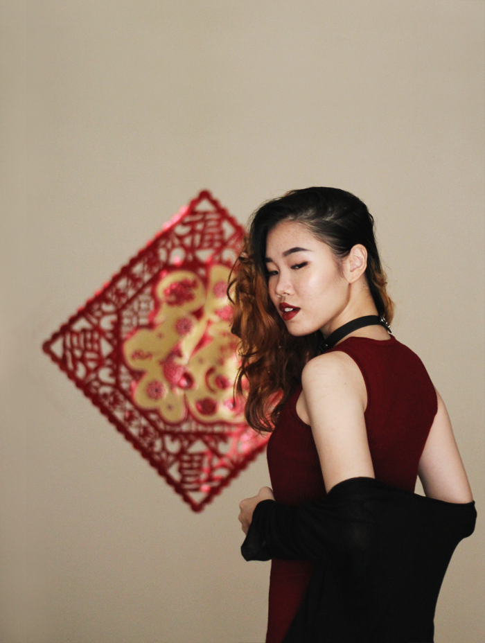 Brunei Blogger May Cho of The Mayden | Chinese New Year