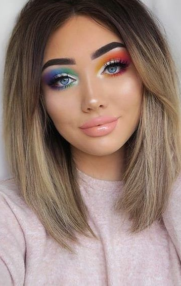 Eyeshadow Ideas - These Are The 10 Best Glamor Eyeshadow Ideas And Eyeshadow Basics Everyone Must Know! Part 6