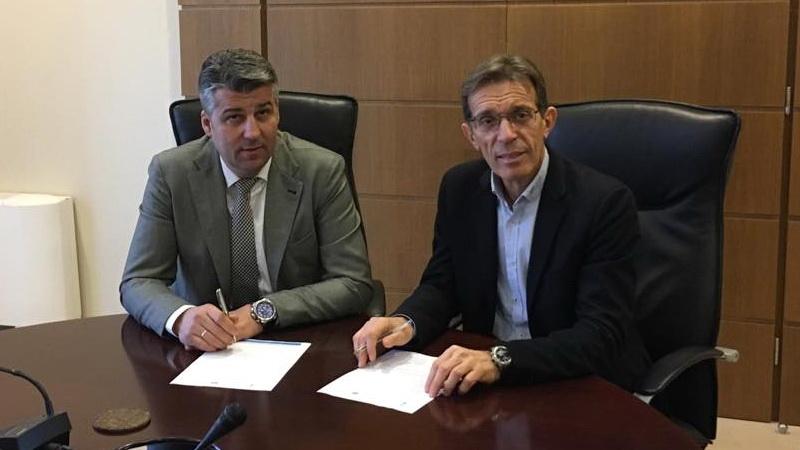 Σύμφωνο Συνεργασίας μεταξύ του Επιμελητηρίου Έβρου και του Technopolis ICT Business Park