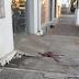 Em Santiago, homem morre e policial fica ferido após desentendimento