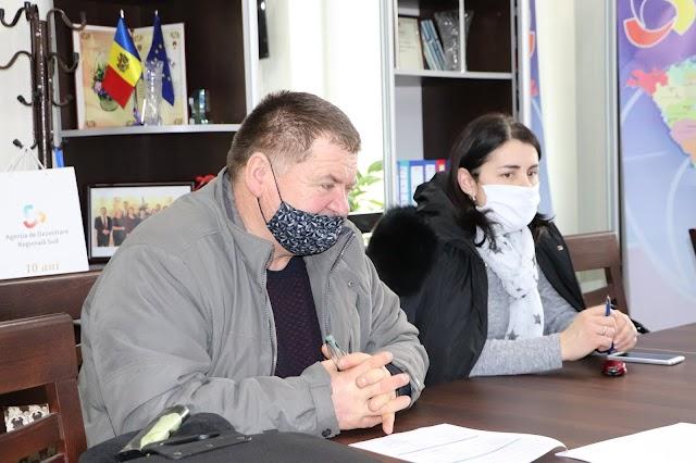 Un nou proiect de dezvoltare regională va fi implementat de ADR Sud în raionul Leova
