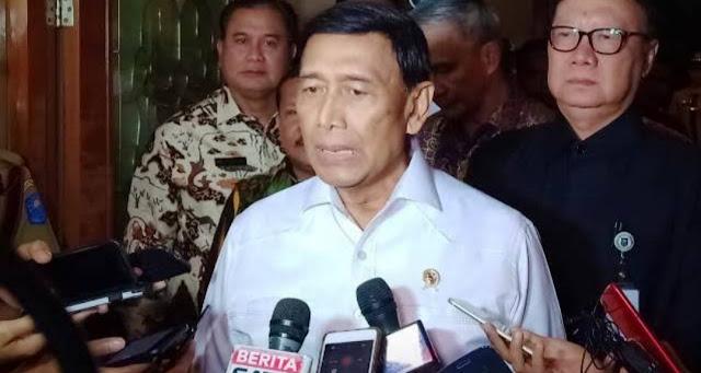 Wiranto Tegaskan Referendum Aceh Tak Akan Bisa Berlaku Lagi