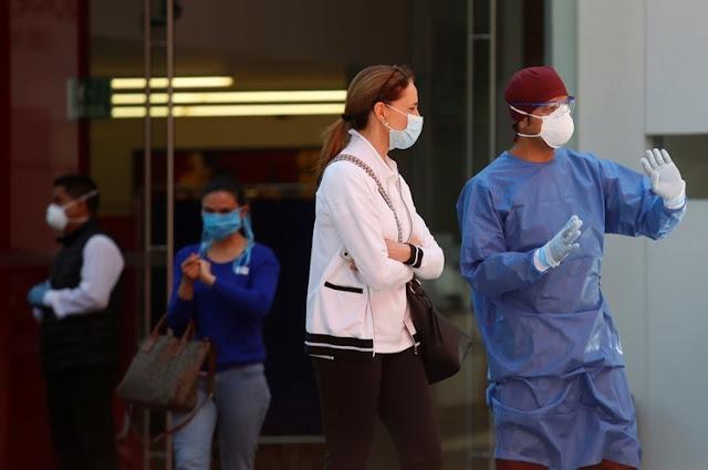 México supera el umbral de los 1,000 casos confirmados de coronavirus; muertes suman 28