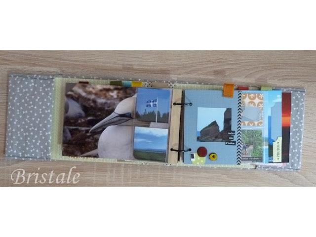 mini album scrap gaspesie atelier edwige bufquin - photo 23