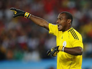 Ex-Super Eagles Goalkeeper Rallies Support For