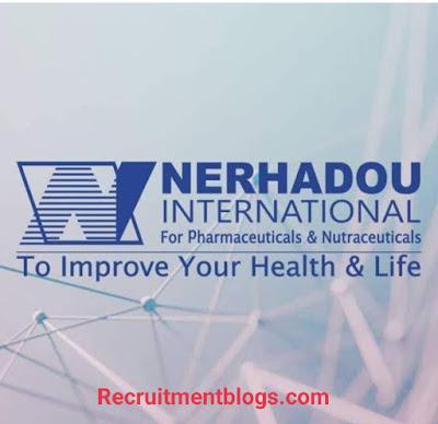 Fresh and Experienced Medical Representatives At NERHADOU International