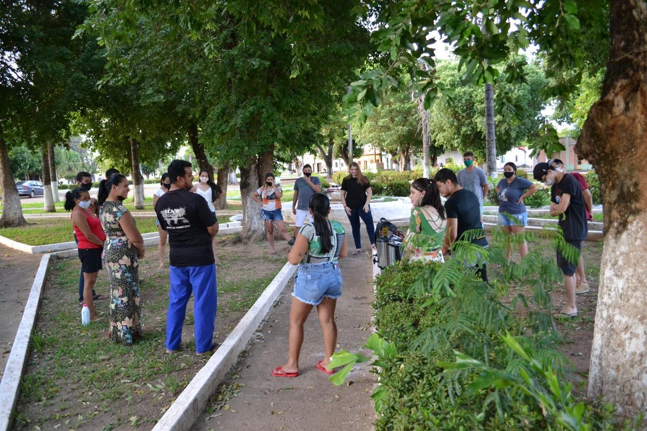 POLÍTICAS PARA A JUVENTUDE: Jovens rosarienses declaram apoio a Tânia Conrado e preparam carta de compromisso