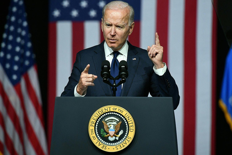 Joe Biden kripto para