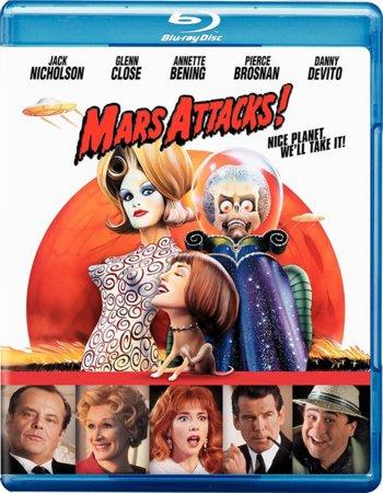 Mars Attacks! (1996) Dual Audio Hindi 480p BluRay 300MB