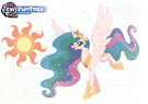 MLP Tattoo Card 7 MLP the Movie Trading Card